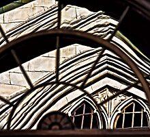 Hemi-Church by martinilogic