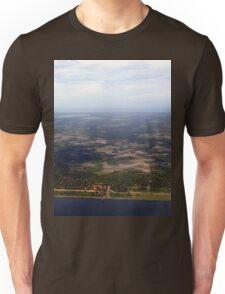 a desolate Sri Lanka landscape Unisex T-Shirt