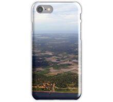 a desolate Sri Lanka landscape iPhone Case/Skin