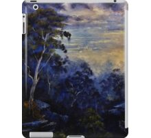 MORNING MIST iPad Case/Skin