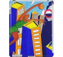 Skyscraper Dunk iPad Case/Skin