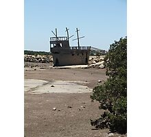 Pirate Ship 2 Photographic Print