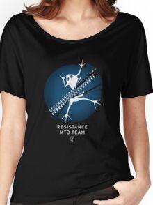 ingress : bike team (mtb variant) Women's Relaxed Fit T-Shirt