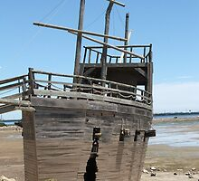 Pirate Ship 1 by ScenerybyDesign