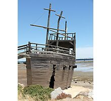 Pirate Ship 1 Photographic Print