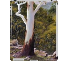 Clifftop View iPad Case/Skin