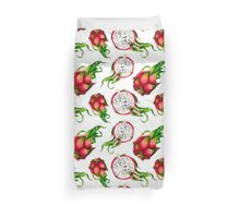 Dragon Fruit Duvet Cover