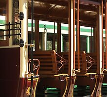 Tram 42 - Side View by ScenerybyDesign