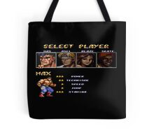 Streets of Rage 2 – Select Max Tote Bag