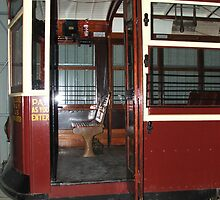 Tram by ScenerybyDesign