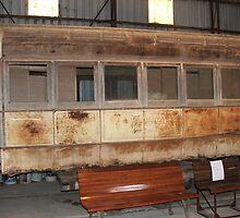 Original Trolley Car by ScenerybyDesign