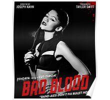 Bad Blood-Zendaya Poster