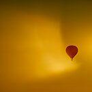 Shaft of Light by Kasia Nowak