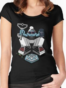 Resistance BOSS Women's Fitted Scoop T-Shirt