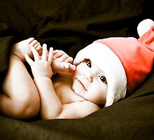 Santa Baby by Hilary Walker