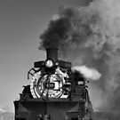 Engine 488, Cumbres & Toltec Railway by Mitchell Tillison