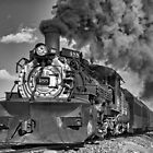 Engine 488, Cumbres & Toltec Railway, Part II by TheBlindHog