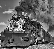 Engine 488, Cumbres & Toltec Railway, Part II by Mitchell Tillison