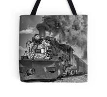 Engine 488, Cumbres & Toltec Railway, Part II Tote Bag