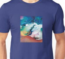 """""""The Wind"""" from the series: """"Elements of the Earth"""" Unisex T-Shirt"""