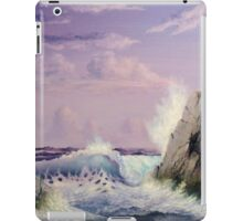 Crashing Wave iPad Case/Skin