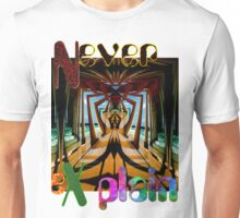 Never Explain -3 Unisex T-Shirt