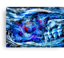 Frigid PSP Canvas Print