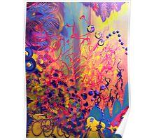 Ocean of Color Poster