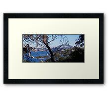 My City Of Sydney Framed Print