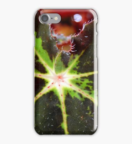 Red Mist at Dawn iPhone Case/Skin