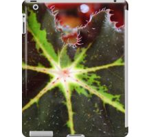 Red Mist at Dawn iPad Case/Skin