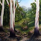 Dry Creek by John Cocoris