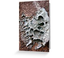 Pretty in Putty Greeting Card