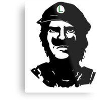 Luigi Che Metal Print