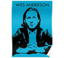 Wes Anderson Poster