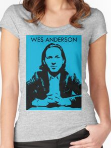 Wes Anderson Women's Fitted Scoop T-Shirt