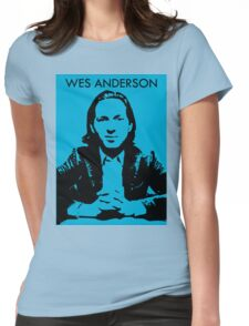 Wes Anderson Womens Fitted T-Shirt