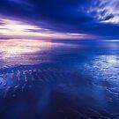 Aberlady Blues by bluefinart