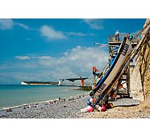 Seven Sisters from Birling Gap Photographic Print
