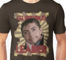 IAN THE GLORIOUS LEADER  Unisex T-Shirt