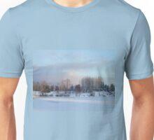Frozen Lake Unisex T-Shirt