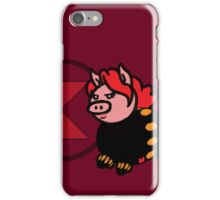 Pink Widow iPhone Case/Skin
