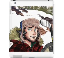 Pond Hockey iPad Case/Skin