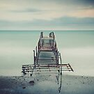Tranquil Blues by Katayoonphotos