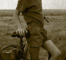 Farmer's Boy... Free State, South africa Sticker