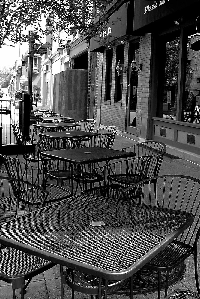 Carnegie, PA: Lunch on the Patio by ACImaging