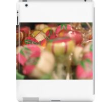 Honeydukes sweets at the Harry Potter studios iPad Case/Skin