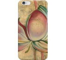 """""""Life in Golden Light"""" from the series """"In the Lotus Land"""" iPhone Case/Skin"""