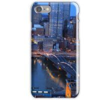 Pittsburgh, PA iPhone Case/Skin