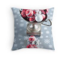 Christmassy Throw Pillow